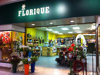 Experienced Florist Required