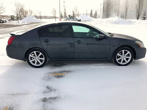 2007 NISSAN MAXIMA 3.5 SE ACTIVE STATUS PRICED TO SELL!!!