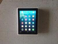 iPad 4 16Gb WiFi with Retina Display & Leather Case £200