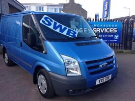 2011 FORD TRANSIT TREND OUTSTANDING CONDITION LOW MILES *NO VAT* SERVICE HISTORY
