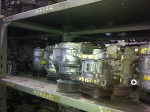 Compresseur A/C, Honda, Toyota, Nissan, Volks, GM, Ford etc...