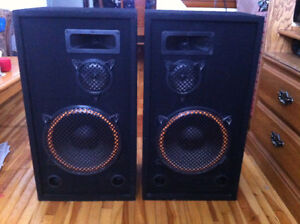 Large speakers for sale! Cambridge Kitchener Area image 2