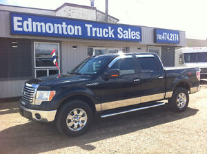 2011 Ford F-150 SUPERCREW XLT /XTR PACKAGE 4X4