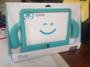 Speck IGuy iPad child's case stand, military-grade drop tested