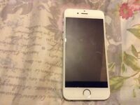 Iphone 6 02 giffgaff mint condition