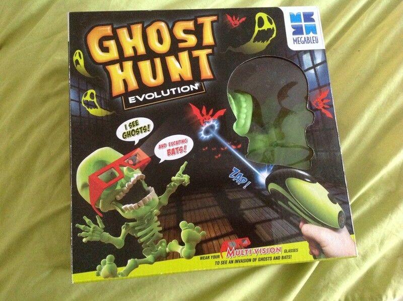 Ghost Hunt Evolution game