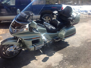 For sale 2000 special edition Honda Goldwing