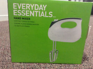 Everyday Essentials Hand Mixer