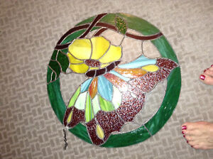 Beautiful hanging stained glass for sale London Ontario image 2