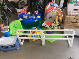 Articles et jouets pour bébé