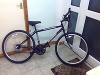 Girl/ladies mountain bike in good condition.