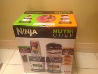 Ninja nutri chef new