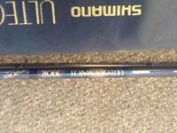 Shimano integra match rod