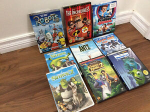 Previously Viewed Kids DVDs Movies for sale
