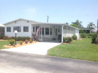 Bradenton Area House for Rent in 55 + Community