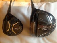 Titleist 917 Driver and Fairway