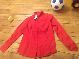 Brand new with tags. Women's Cleo medium shirt