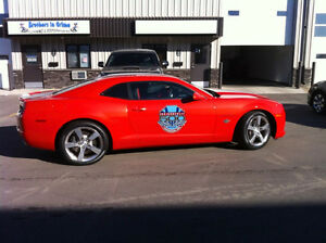 BRAND NEW 2010 Camaro SS Indy 500 Pace Car ONLY 1300kms