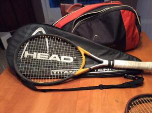 Ensemble de tennis
