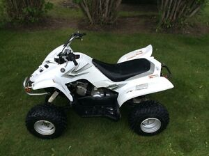 Yamaha raptor buy or sell used or new atv in grande for Yamaha raptor 50cc