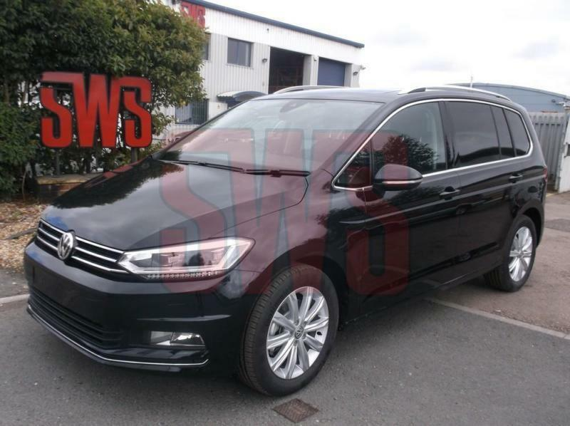 2017 volkswagen touran 1 4 tsi 150ps dsg damaged on delivery in tewkesbury gloucestershire. Black Bedroom Furniture Sets. Home Design Ideas