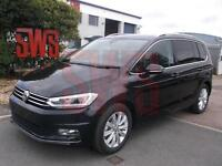 2017 Volkswagen Touran 1.4 TSi 150PS DSG DAMAGED ON DELIVERY