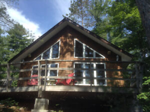 Cottage on Lake Penache for Rent