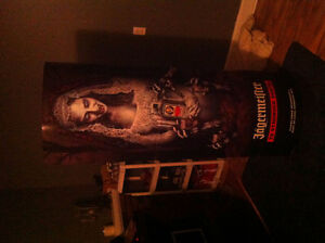 Jagermeister Mancave 6ft Halloween display