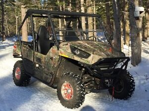 NEW PRICE!! TERYX with upgrades only 96 km!