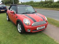 Mini Mini 1.6 ( 120bhp ) ( Chili ) Cooper convertible