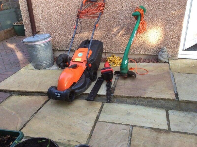 Flymo Hedge Trimmers And Strimmer In Inverness Highland