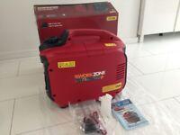 Brand New WorkZone Inverter 2000w Generator includes 3yrs Warranty (Winter Emergency Power Source)