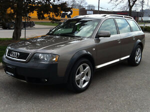 2003 AUDI Allroad 2.7T QUATTRO - ULTRA PREMIUM / CLEAN CAR-PROOF