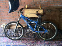 REWARD   Astrix bike returned