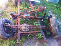 Chevy 10 bolt Dana 44 axles and axle parts for sale 1979 1980