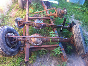 Chevy 10 bolt Dana 44 axles and axle parts for sale 1979 1980 Kitchener / Waterloo Kitchener Area image 1