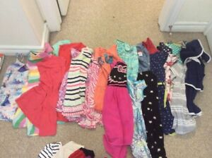 Huge lot of 5T clothing