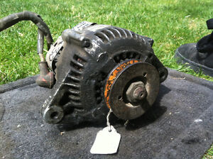 1986 Toyota Pickup Alternator, 22R, #30