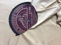 """Collection of 78rpm 10"""" records"""