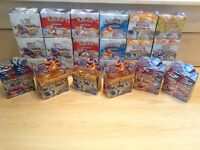 Pokemon sealed booster boxes