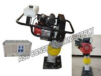 5.5HP Gas Jumping Jack Tamping Rammer Compactor