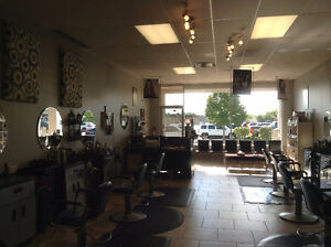 Fully Staffed Riverside Hair Salon For Sale