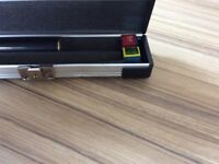 Buffalo Snooker Cue with Vase