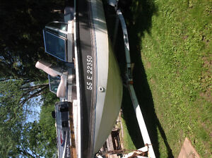 1992 forester 16.5 ft for sell