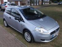 2007 Fiat Grande Punto 1.2 Active 3dr 3 door Hatchback