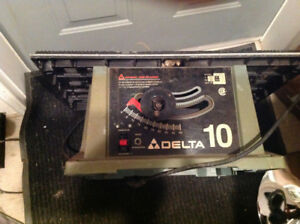 Delta Table saw for parts