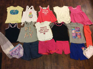 25 assorted name brand girl lot sz 8-10 great shape / Summer