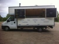 Citroen relay catering van 2004 54 reg 2,5 diesel genuine 46.000 miles