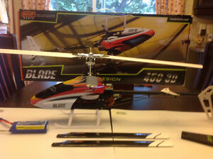 Rc hélicoptere Blade 450x 3D BNF