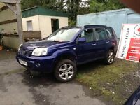 Nissan x trail breaking for parts